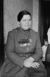 Бочкарёва Мария Леонтьевна