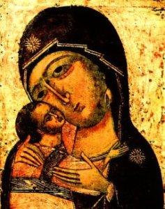 Икона Божией Матери Игоревская.