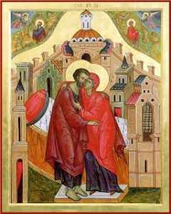 """История иконы """"Зачатие праведной Анны"""""""