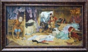 Антикварные картины оценить продать