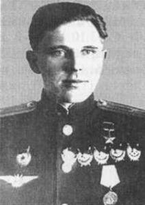 Герой Советского Союза - Абрамов Владимир Фёдорович