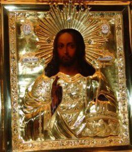 Икона Господь Вседержитель продать