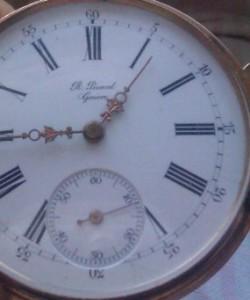 Продать карманные часы