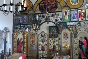 иконостас Храмовая икона