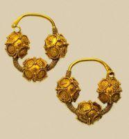 Височные кольца,12 век
