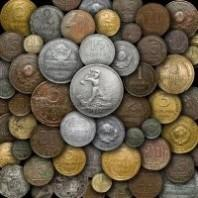 Находка дайверов клад монеты