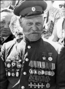 Недорубов - полный Георгиевский кавалер