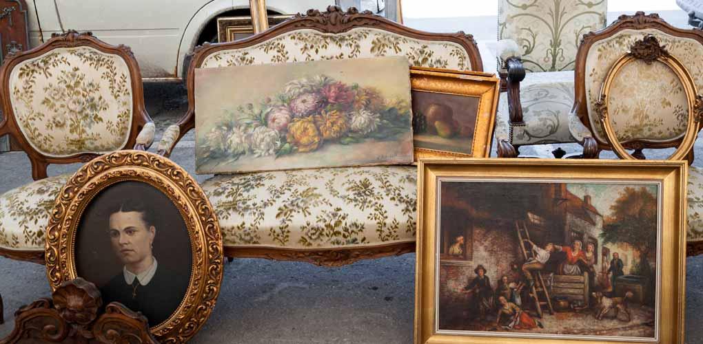Кому продать картины в Киеве