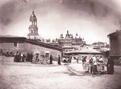старинное фото Киево-Печерская Лавра