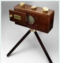 старинная камера