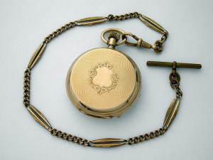 Антикварные часы карманные