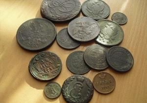 Продать коллекцию монет