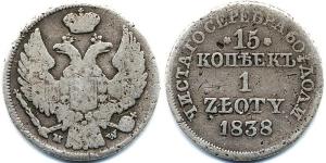 Серебряные русско-польские монеты