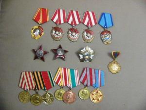 Продать ордена и медали