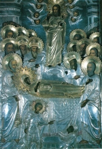 Успение продать старинную икону Киев