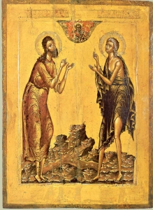 Св. Алексий икона XVII век