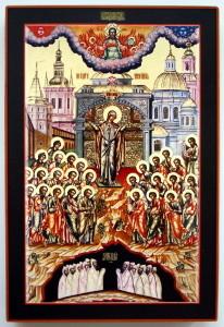 Непроходимая дверь. Продать старинную икону Одесса, Болград, Ананьев