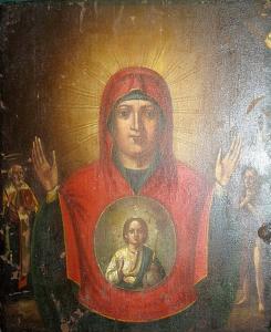 Продать старинную икону (Одесса)