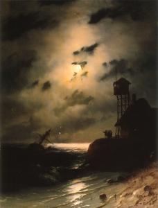 Продать картину Айвазовского