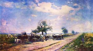 Картина Васильковского продать