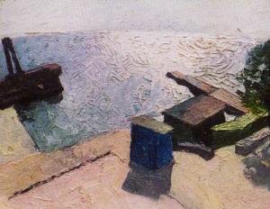 Картины Егорова Фата Моргана