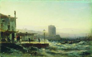 Картина Боголюбова Баку