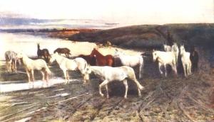 Картины Самокиша продать
