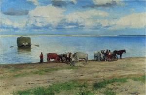 Светославский Сергей картины