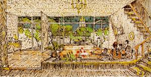 Каракис Иосиф продать рисунок, картину, эскиз