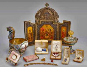 Аукционы антиквариата