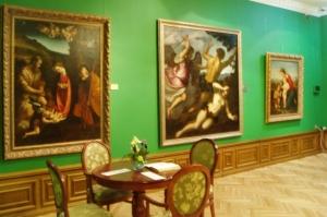 Продать картину Кропивницкий (Кироворад)