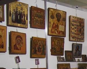 Продать старинную икону в Одессе