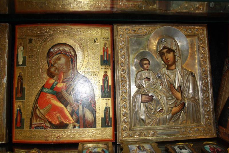 продати старовинну ікону в Києві