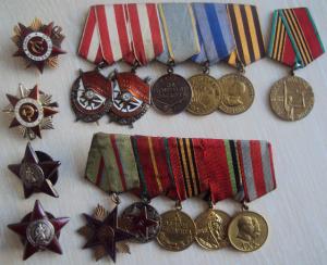 Продать награды в Харькове, советские ордена и медали