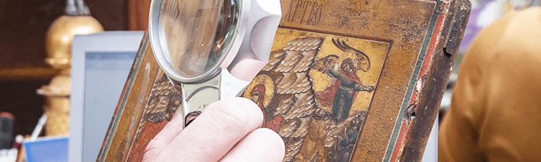 Как продать старинную икону через интернет?