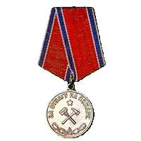 medalza otvagy na pojare