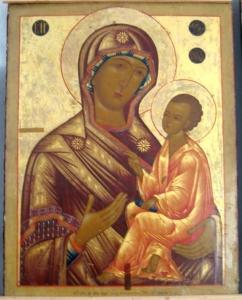 Тихвинская Икона Божьей Матери – продать, цена, оценка по фото