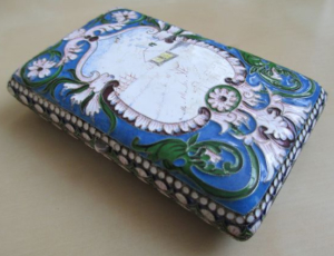Кому продать старинный портсигар в Киеве, Харькове, Одессе