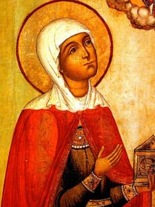 Мария Магдалина, продать старинную икону в Киеве, Одессе, Харькове