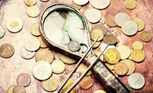 Как оценить монету онлайн по фото