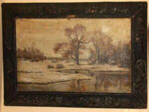 Кому продать старинную картину в Киеве, Харькове, Одессе, Днепре