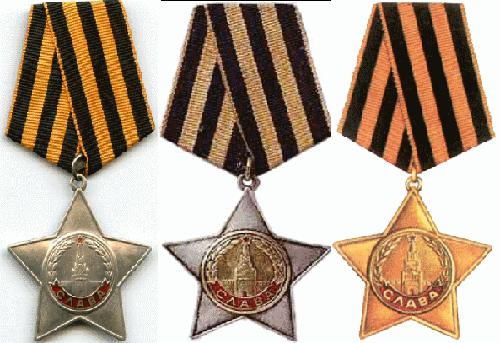 Орден Славы продать в Киеве, цена, оценка по фото
