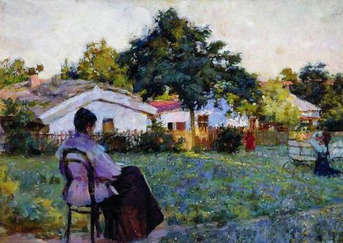 Кириак Костанди, продать картины