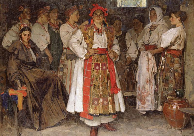Картины Кричевского продать