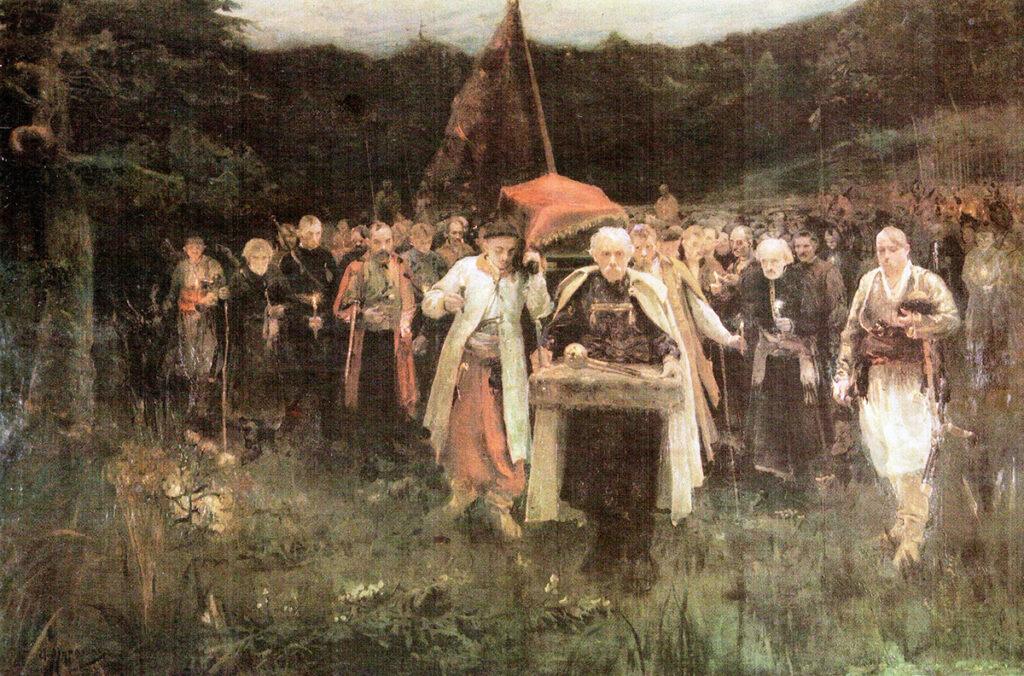 Мурашко Александр Александрович картина продать
