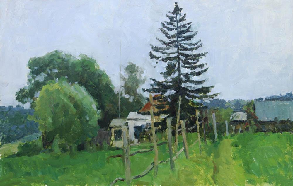 Картины Николая Сергеева продать