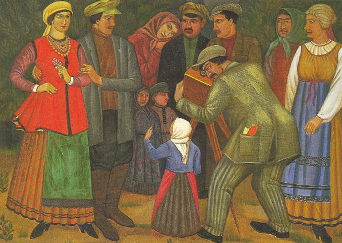 продать картину Бойчука