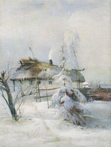 Картины Саврасова: оценка, скупка