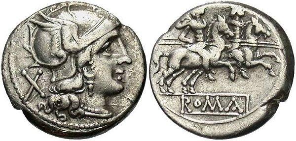 Продати римські монети зі срібла та золота у Рівному, Луцьку, Бродах